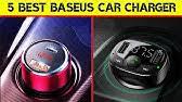 <b>Baseus S</b>- <b>09A</b> Car FM Transmitter Bluetooth MP3 Player Dual USB ...