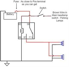 need wiring diagram from fog lamp switch to relay fixya how to factory wire fog lights on a 2000 ford f150 pig tail relay and fuse are there only no wiring from fuse box