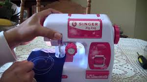 Singer Pixie Plus Singer Zigzag Chainstitch Sewing Machine Review Fail Youtube