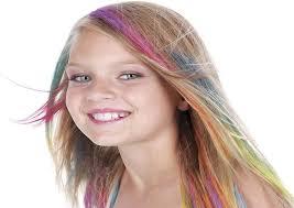 <b>Тушь для</b> волос <b>детская</b> - Gamma Cosmetics