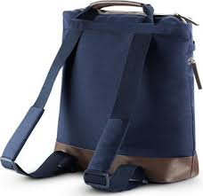 <b>Сумка</b> - <b>рюкзак Inglesina</b> BACK BAG APTICA COLLEGE BLUE ...