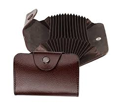 DAHSHA PU Leather Credit <b>Card</b> Holder <b>Wallet</b> with 13 <b>Card Slots</b> ...