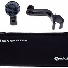 Динамический <b>инструментальный микрофон Sennheiser E</b> 904