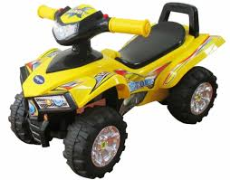 <b>Каталка Baby Care Super</b> 551 yellow Артикул 701631 купить ...