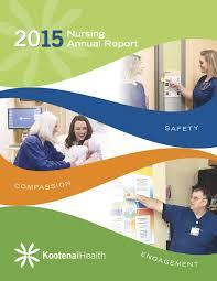 university of maryland shore regional health nursing annual report kootenai health nursing annual report 2015