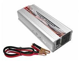 Купить <b>Инвертор AVS</b> IN-1500W-24 серебристый по низкой цене ...