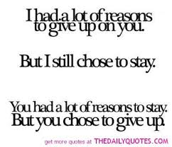 Break Up Quotes and Sayings | motivational love life quotes ...