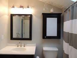 inspiring bathroom with lowes bathroom lighting on the wall plus sink under the mirror ideas bathroom furniture popular design