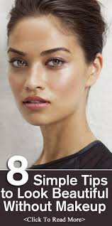 look beautiful make a pledge to yourself for the new year and started vafesai with more image 2 how to look good without makeup pretty natural