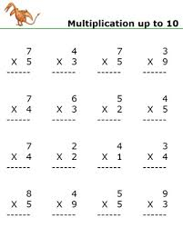 5 Best Images of Printable Multiplication Worksheets 3rd Grade ...2nd Grade Math Worksheets Multiplication