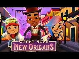 Subway Surfers New Orleans <b>2014</b> (<b>Halloween</b> Edition) - YouTube