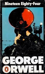 Fabulous Covers For   George Orwell Classics designed by David     Study com