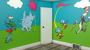 liberty bedroom wall mural:  images about kids rooms on pinterest dr suess dr seuss and nursery ideas