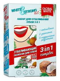 <b>НАБОР</b> ДЛЯ <b>ОТБЕЛИВАНИЯ</b> зубов 3 в 1 White&Strong ...