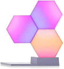 Cololight Pro - <b>Smart</b> LED <b>Light</b> Panels (3-Pack Starter Kit) - Colour ...