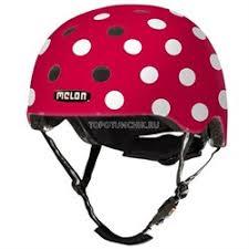<b>Melon Dotty</b> White легкий и стильный велосипедный <b>шлем</b> от ...
