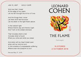 The <b>Leonard Cohen</b> Files