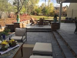 stone patio installation: img  img  img