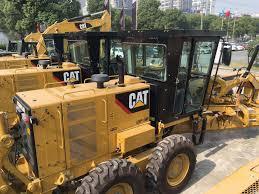 China <b>100</b>% <b>New Original</b> Caterpillar 140K Road Motor Grader with ...