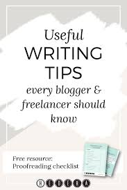 ideas about Business Writing on Pinterest I     ve been a blogger and freelance writer for almost a year  now  gasp    Along the way  I     ve picked up some useful tips for making the writing life a lot