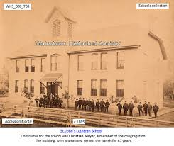 st johns recognizing that the brick building erected for school purposes in 1868 was not adequate the congregation began to plan to build a larger school in 1881 on
