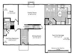 ryan homes venice family room   Google Search   House projects    Main Level Floor Plan  Ryan Homes  Verona