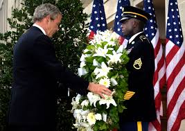 u s department of defense photo essay on the fifth anniversary of the terrorist attack against the united states president george w