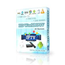<b>HD World IPTV</b> 1 Year Subscription - Sell Product Digital