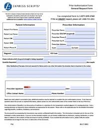 express scripts prior authorization fax form pdf express scripts prior authorization fax form