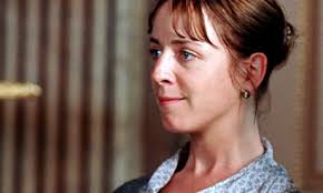 Claudie Blakley as Charlotte Lucas in the 1995 film Pride and Prejudice Claudie Blakley as Charlotte Lucas in the 2005 film. Photograph: Rex Features - Claudie-Blakley-as-Charlo-010