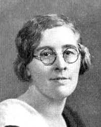 Mrs Annie Thomas, circa 1931 - AnnieLongton