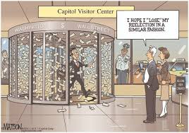 Eric Cantor Takes A Spin in the Washington/Wall Street Revolving ... via Relatably.com