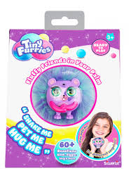 <b>Интерактивная игрушка Tiny</b> Furry Коллекция 3: 1999 ₽, артикул ...