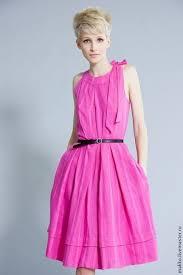 Ручная работа, handmade | <b>Платья</b>, Розовое <b>платье</b>, Модные ...