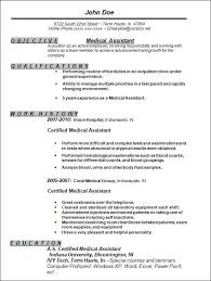 medical assistant resume sample  socialsci comedical assistant resume sample examples of resumes medical assistant