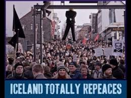 Image result for pots and pans revolution iceland