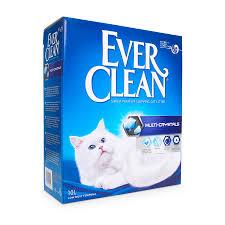 <b>Multi</b>-<b>Crystals</b>   Super Absorbent Cat Litter   <b>Everclean</b> International