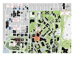 tacc lodging campus map