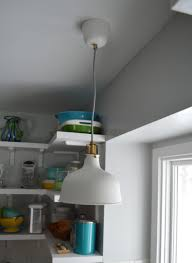 ikea pendant light over sink cable lighting ikea