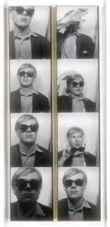 andy warhol artist heilbrunn timeline of art history the photo booth self portrait