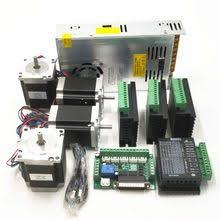 <b>CNC Router Kit 3</b> Axis, 3pcs 1 axis <b>TB6600</b> driver +one interface ...