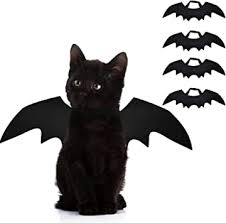 YNOUU 4 Pack <b>Halloween Pet Bat</b> Wings Cat <b>Dog</b> Cosplay <b>Bat</b> ...