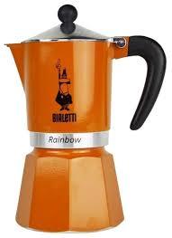 <b>Кофеварка Bialetti Rainbow</b> (120 мл) — купить по выгодной цене ...
