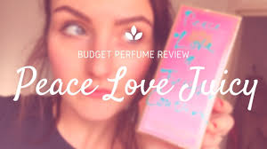 <b>Juicy Couture</b> - <b>Peace</b> love Juicy Review / Budget perfumes - YouTube