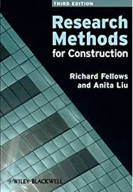 Dissertation Research and Writing for Construction Students  S G
