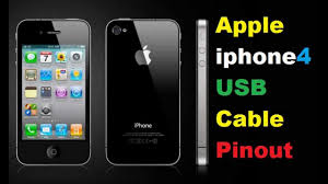 apple iphone4s usb cable pinout apple iphone4s usb cable pinout