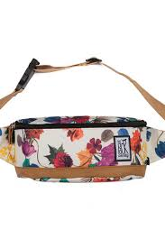 <b>Сумка THE PACK SOCIETY</b> Bum Bag (Multicolor Flower Allover ...