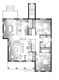 66 best house plans images on pinterest home plans, house floor Southern House Plans One Story floor plans aflfpw75461 1 story country home with 2 bedrooms, 1 bathroom and 1,362 one story house plans southern living