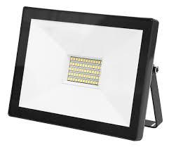 <b>Прожектор</b> светодиодный <b>SLIM ELF</b>, <b>SMD</b>, 50Вт, серый корпус ...