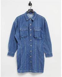<b>Levi's</b> Mini and short <b>dresses</b> for Women - Up to 61% off at Lyst.co.uk